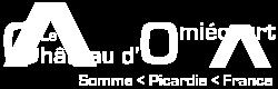 Château d'Omiécourt – Chambre hote Picardie, Week end gite Picardie Spa