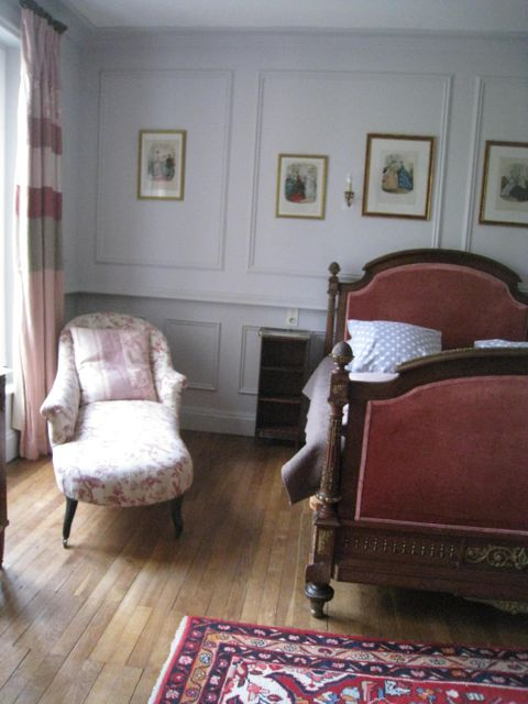 Chambre d 39 h tes en ch teau la chambre 1900 en picardie - Week end chambre d hotes ...